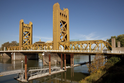 Image: Tower Bridge, Sacramento