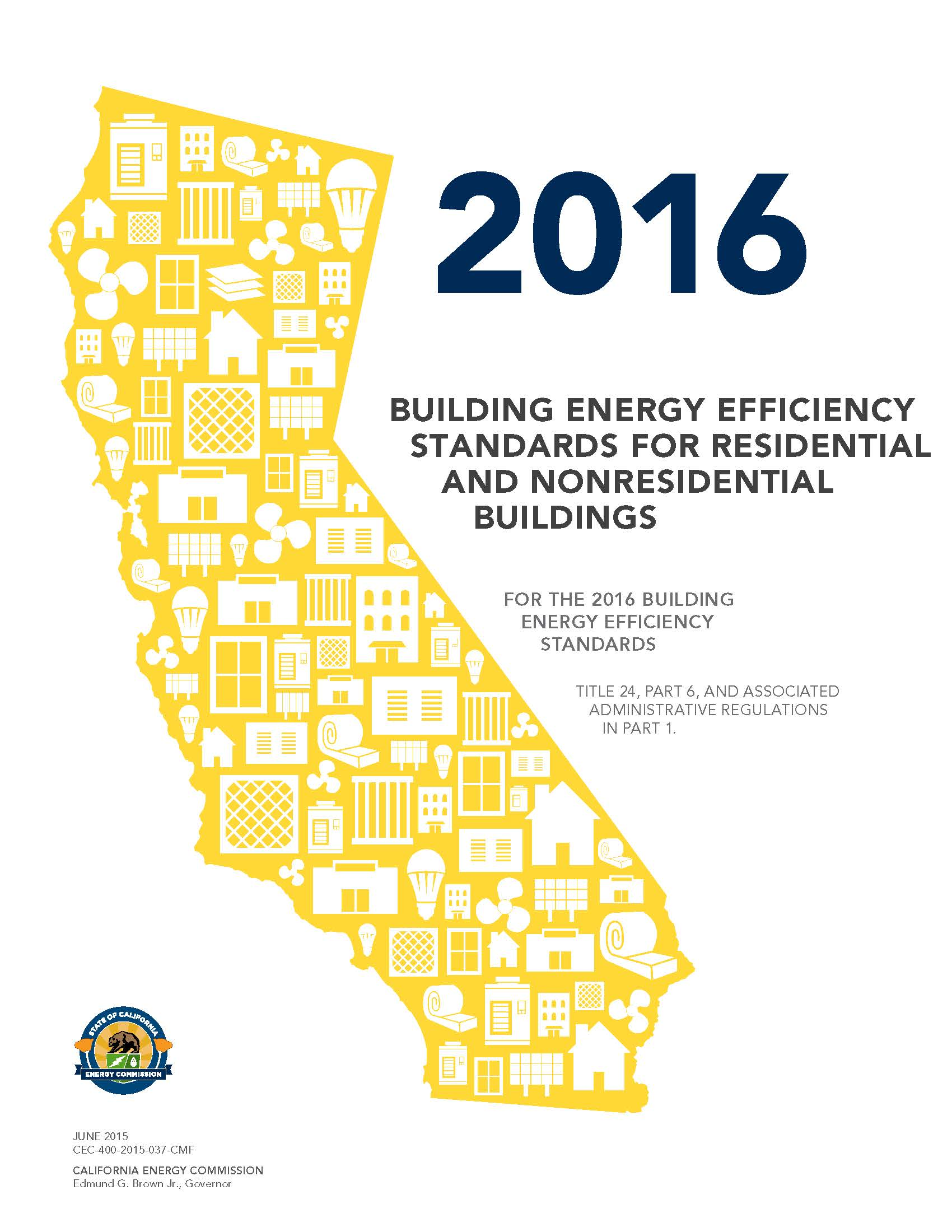 2016 CA Energy Code Part 6