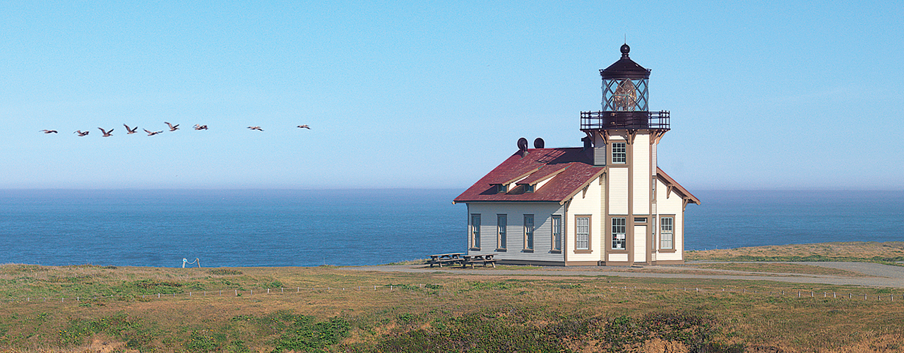 Point Cabrillo Light Station Banner