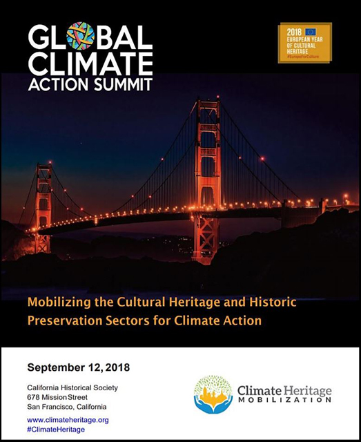 Cover of Climate Mobilization Program