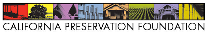 Logo: California Preservation Foundation