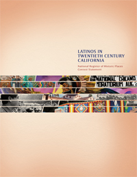 Image: Latinos in 20th Century California document cover