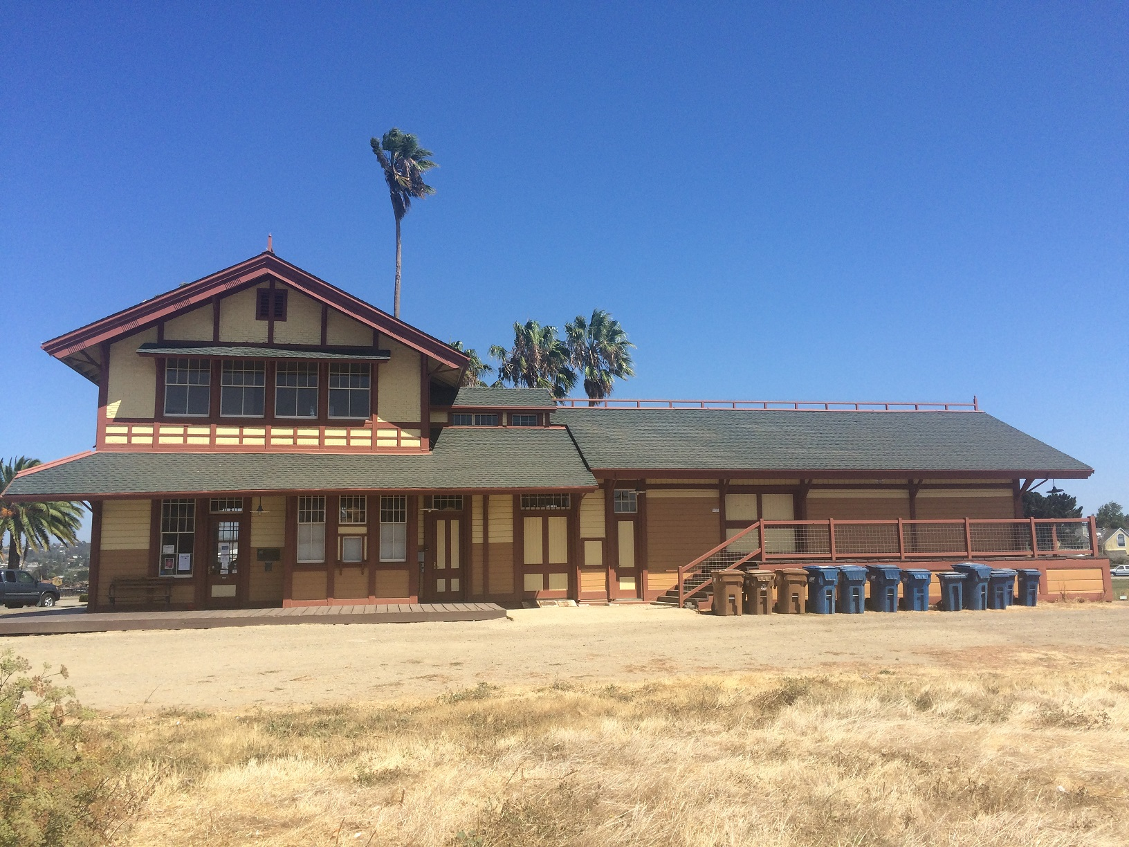 Southern Pacific Passenger Depot