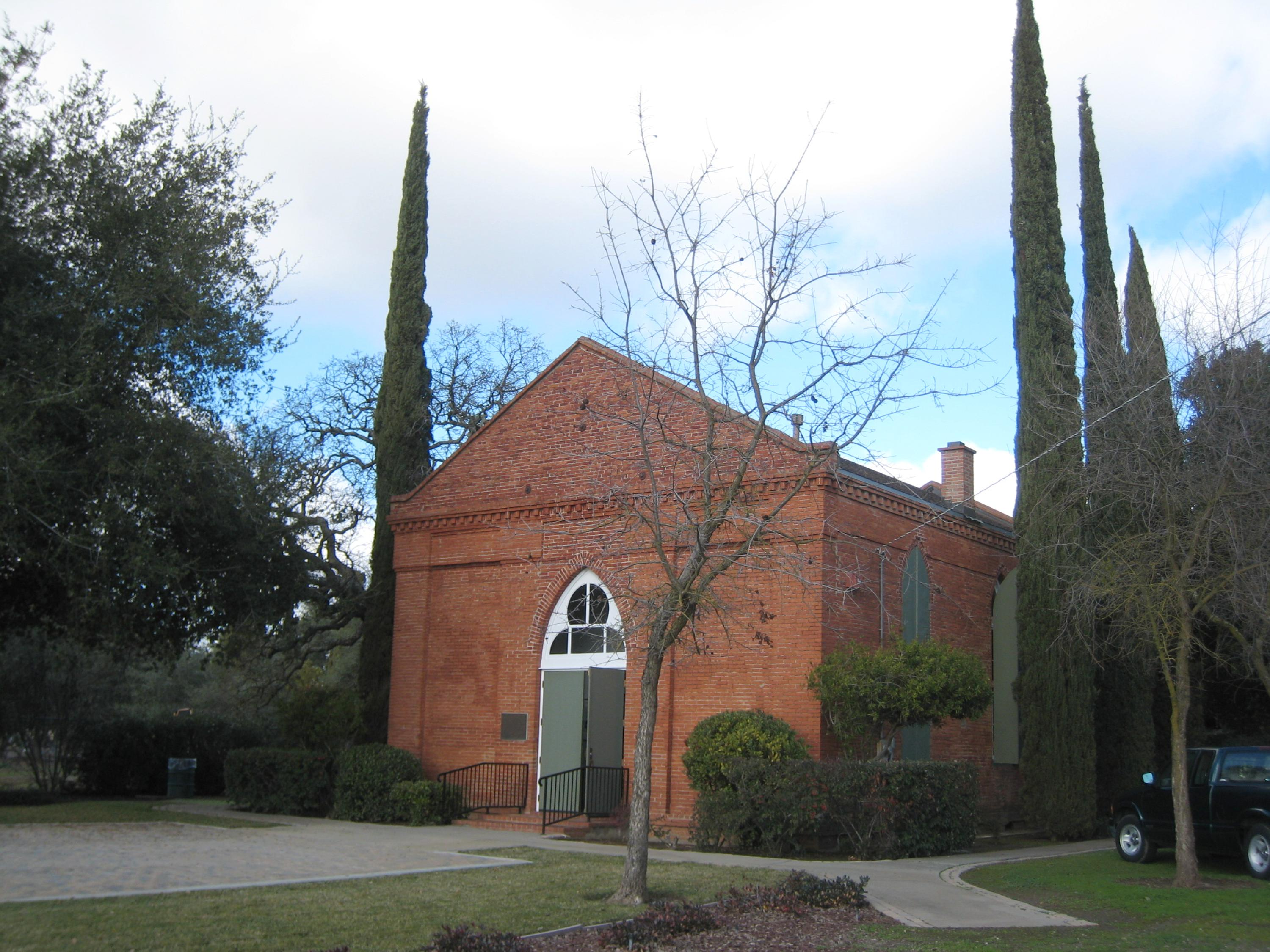 Harmony Grove Church