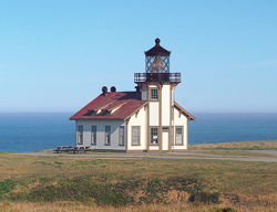 Image: Point Cabrillo Light Station, Mendocino County