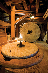 Image: Bale Grist Mill, Napa County