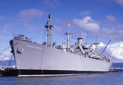 S. S. Jeremiah O'Brien Liberty Ship