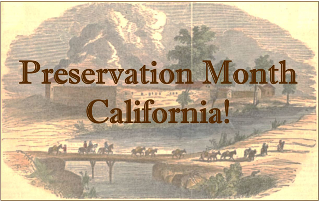 Preservation Month California