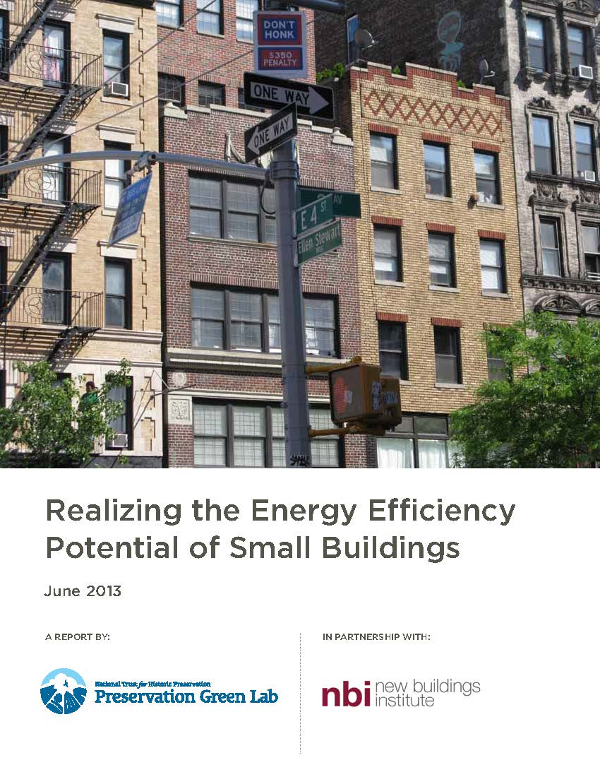 Small Building Efficiency Report
