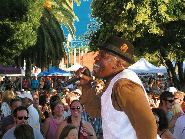 PHOTO:  Redding Market Fest