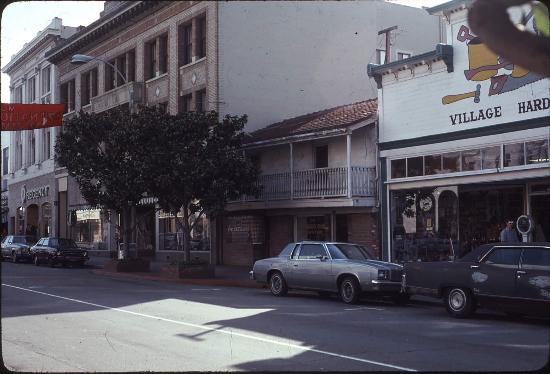 Image: Montery Historic Downtown