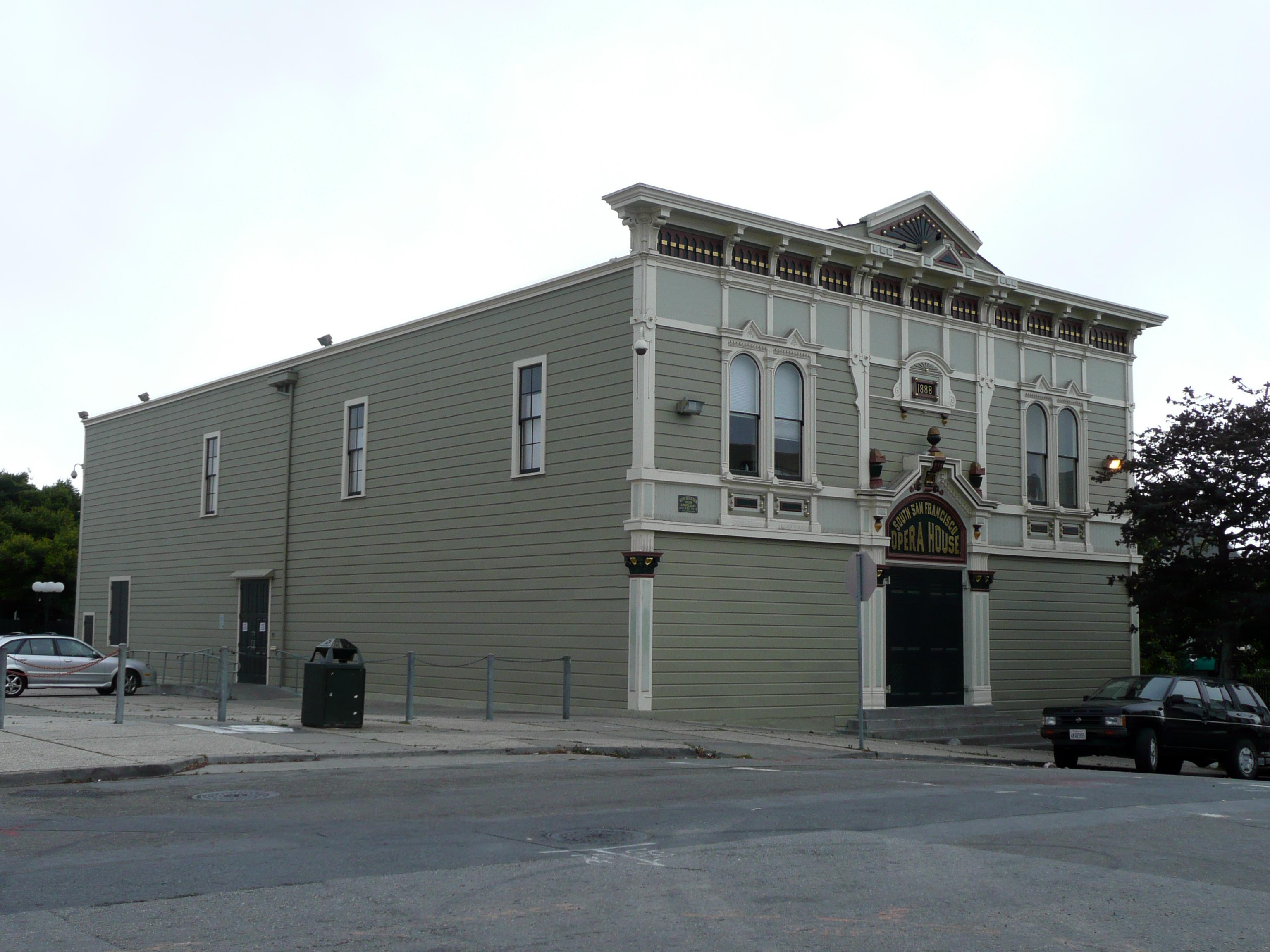 FILE: South San Francisco Opera House