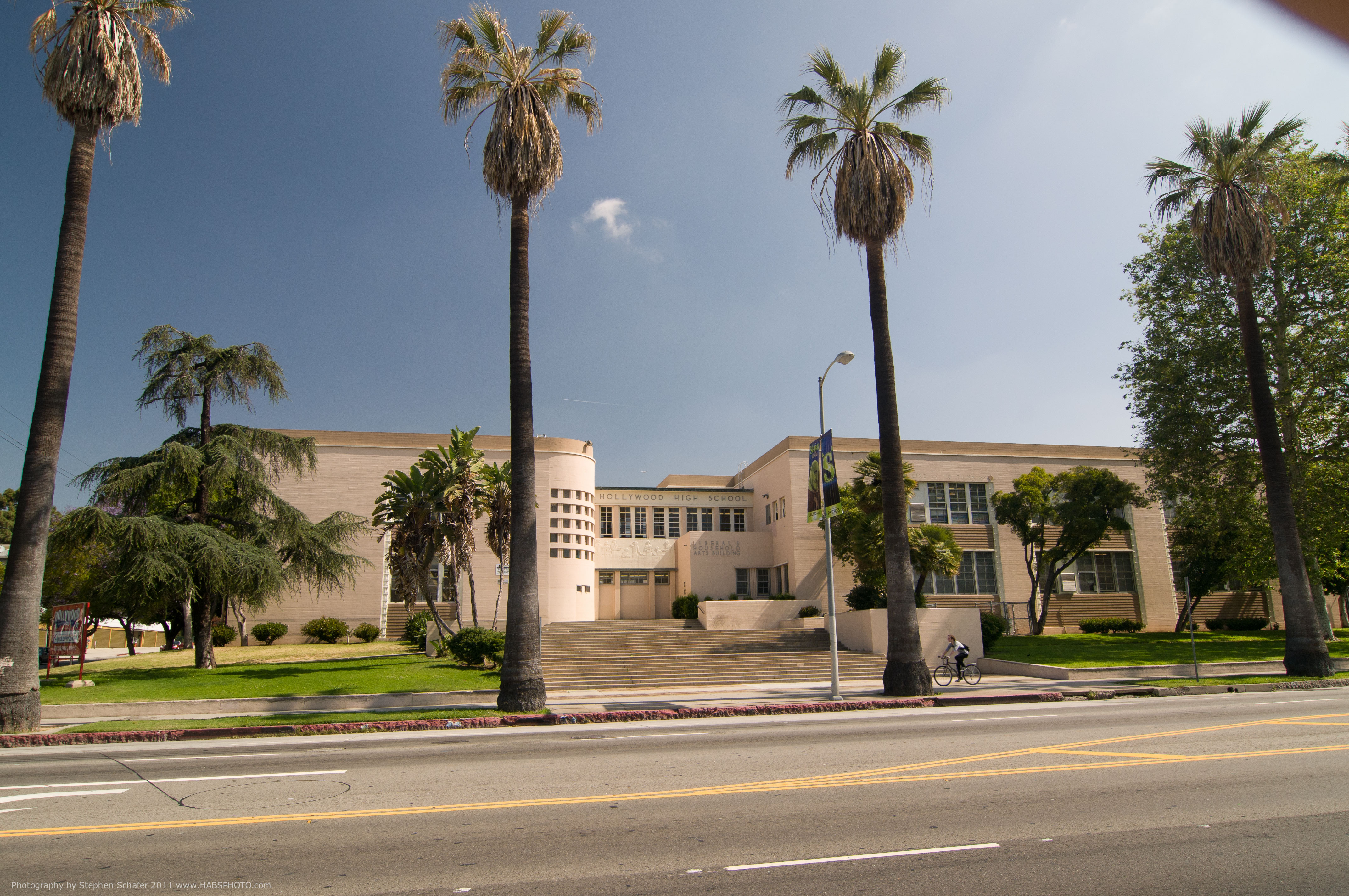 PHOTO: Hollywood High School